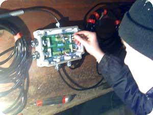 Автомобильные электронные весы— ремонт, реконструкция, производство